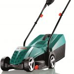 Bosch Rotak 32R Review | Cheap Corded Lawn Mower