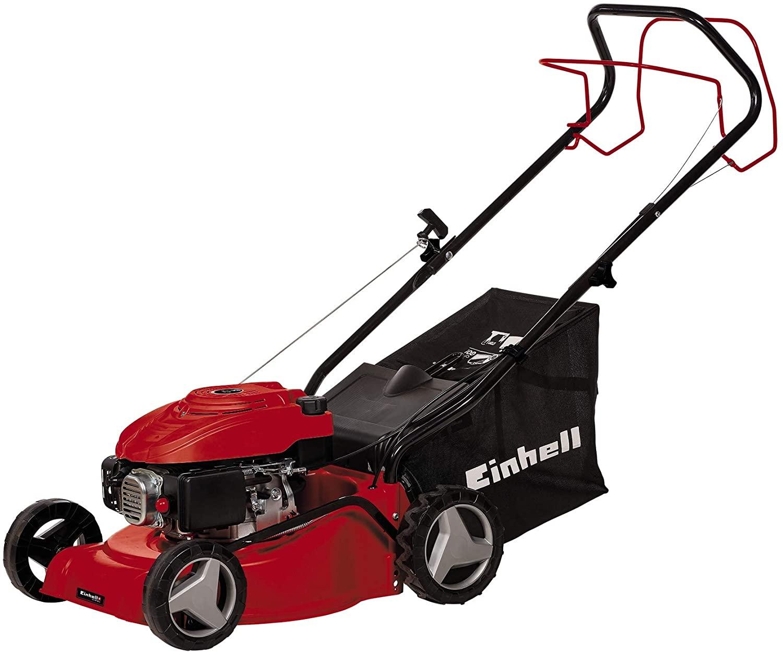 Einhell GC PM 40 S lawn mower.