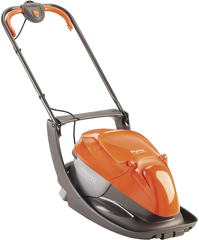 Flymo Easi Glide 300 lawn mower.