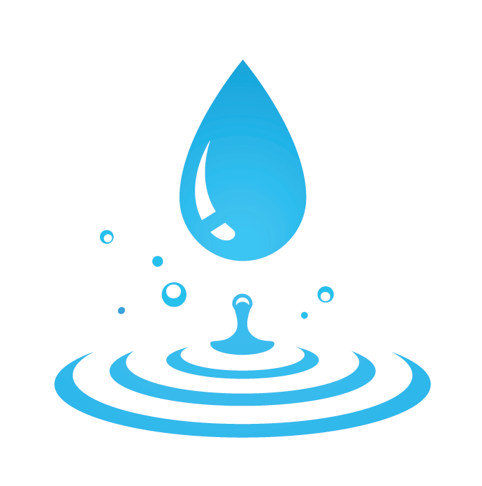 Water graphic.